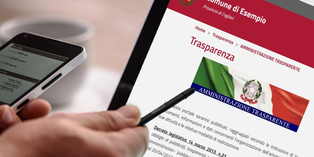 Tempestività dei pagamenti: obblighi di trasparenza