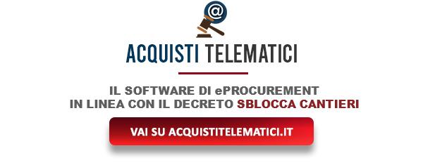 decreto-sblocca-cantieri-acquisti-telematici