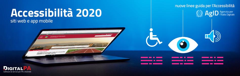 Accessibilità – online le nuove Linee Guida AgID: tutte le novità