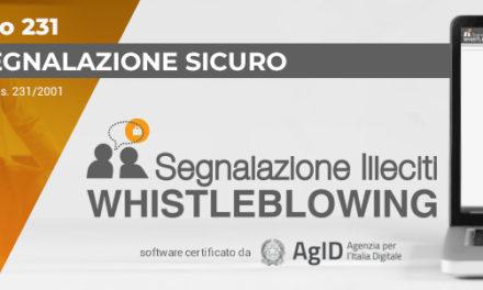 Whistleblowing Aziende soggette al Modello 231: normativa e adempimenti necessari