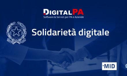 DigitalPA: aderiamo all'iniziativa del MID con Pronto Urp gratis per 3 mesi