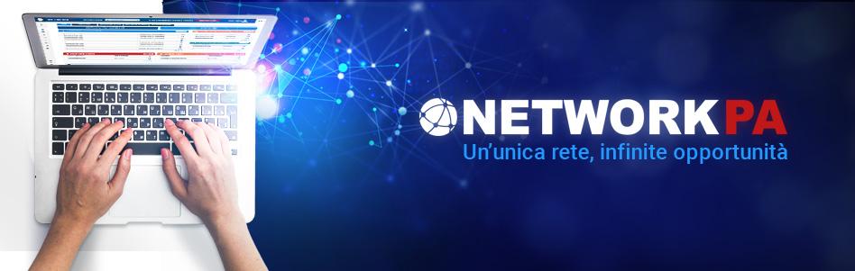 Arriva NetworkPA, la rivoluzione per l'iscrizione centralizzata agli Albi Fornitori