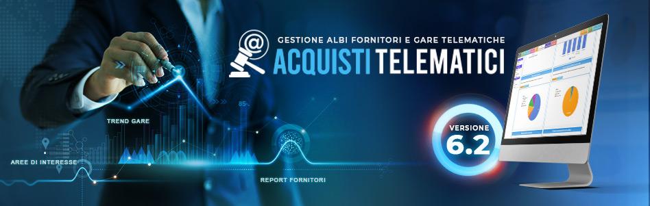Perfomance, sicurezza e Business Intelligence nella nuova Release di Acquisti Telematici