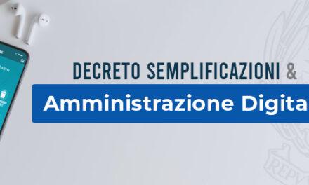 Decreto Semplificazioni e Amministrazione Digitale, verso un futuro più smart