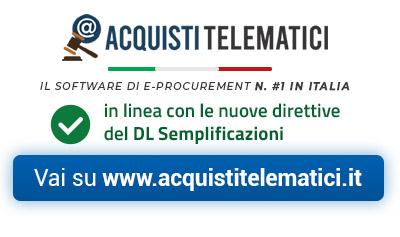 acquisti-telematici-software-appalti-decreto-semplificazioni