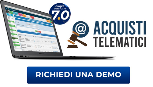 Software e-procurement Acquisti Telematici