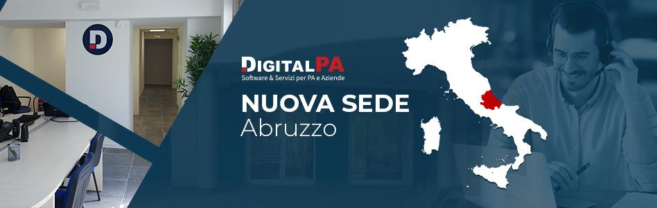 DigitalPA inaugura i nuovi uffici a Sulmona
