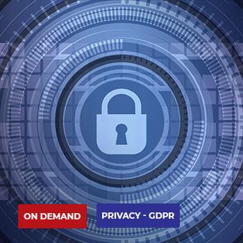 webinar corso completo formazione privacy e gdpr